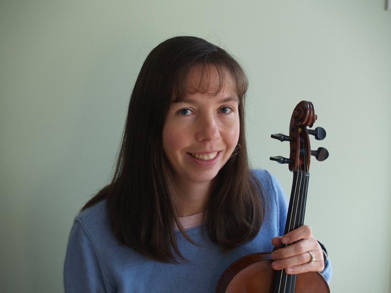 Susanne Brown - Violin