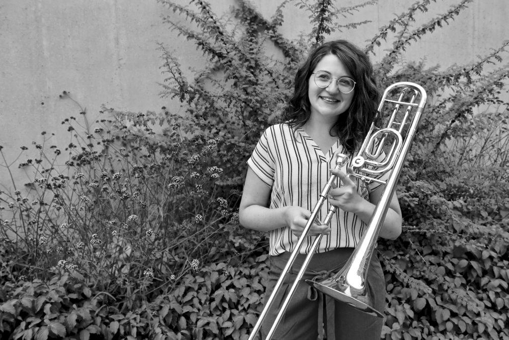 Shauna DeGruchy - Trombone