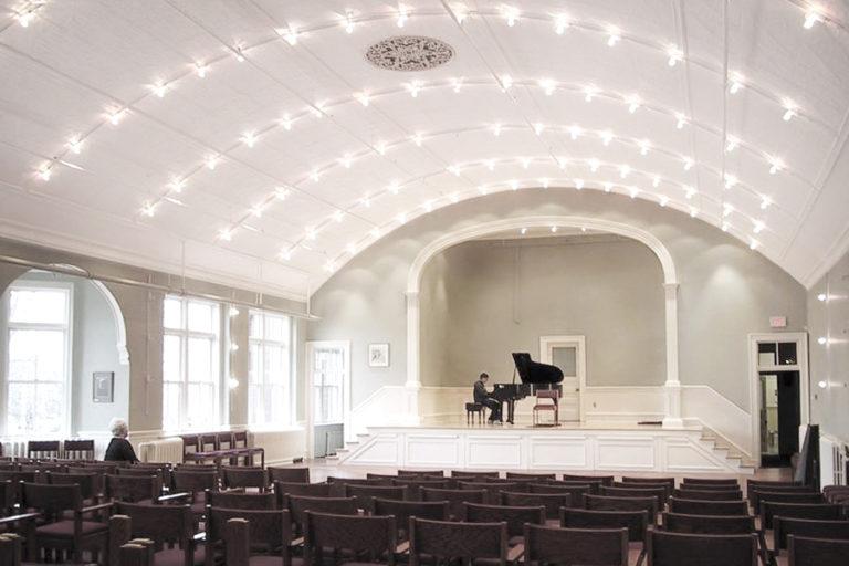 Lilian Piercy Concert Hall
