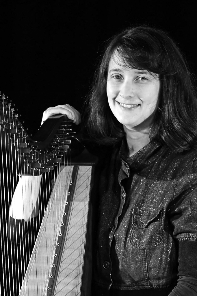Harp Lessons - Ellen Gibling