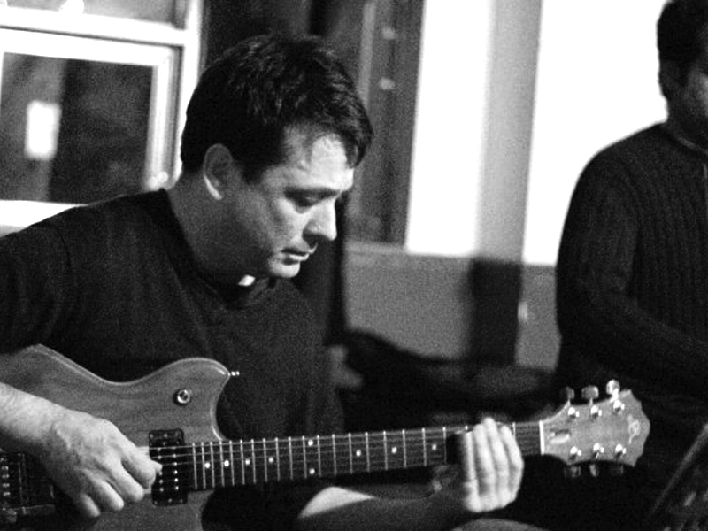 Guitar Lessons - Geordie Haley