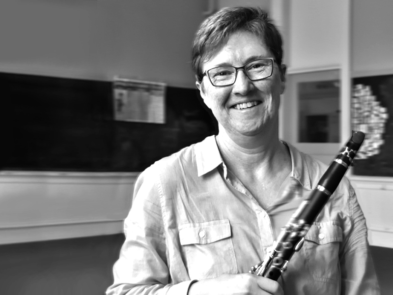 Clarinet Lessons - Patty Shaw