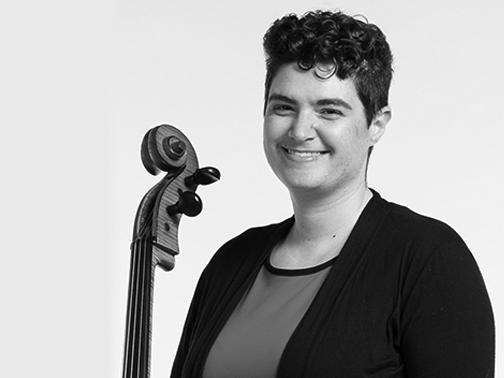 RachelDesoer - Cello